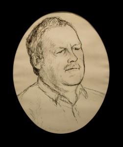 Portræt af Rektor Ove Østergaard